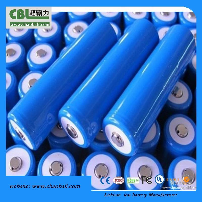 18650 3.7V 3000mah Li-ion cells lithium battery 3v cr2450 with solder tabs