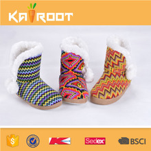 OEM service home cute warmly snow boots