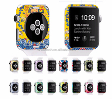 Protective Design skin for apple watch 38/42mm,Wrap Cover Sticker Skins for apple watch
