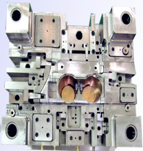 Manufacturer steel machines plastic injection molding cost