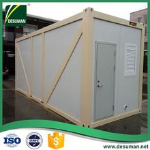 DESUMAN chinese supplier SGS time and labor saving static caravans