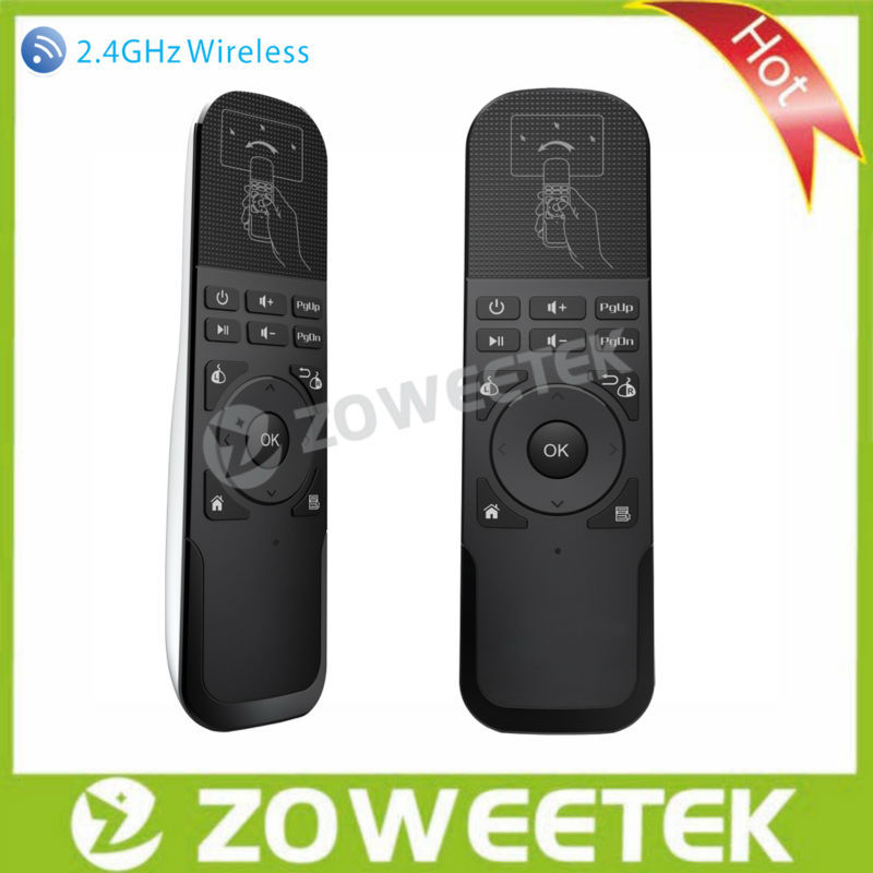 High Quality Wireless Air Mouse Remote 3d Motion Stick Smart Android