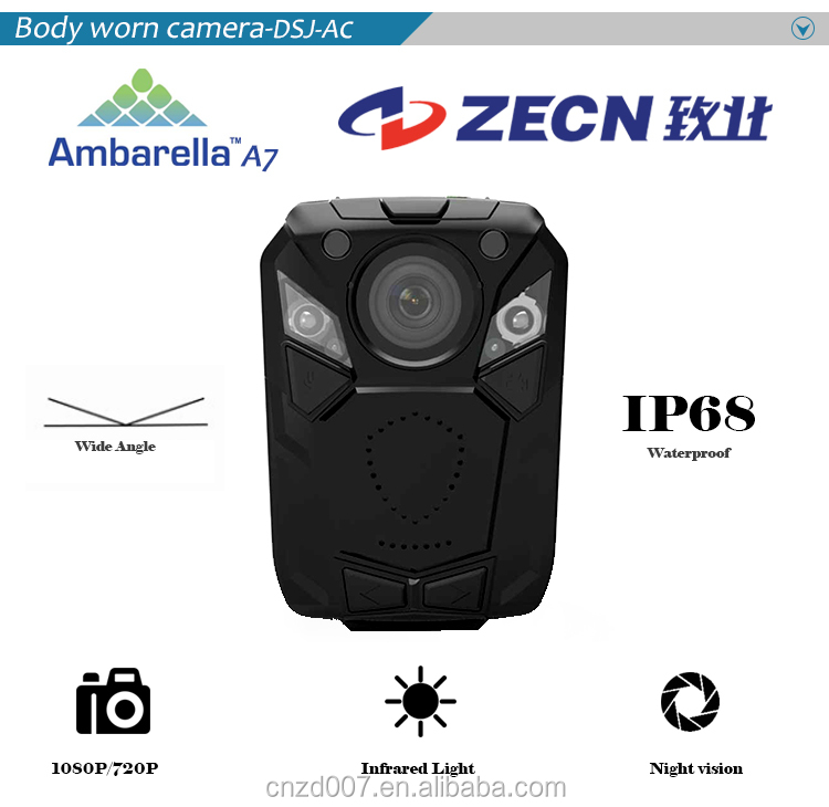 Car video camera recorder with gps tracker