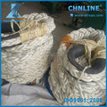 high quality polypropylene braided rope with hook