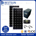 BESTSUN 800w solar energy storage system, One stop solution 2kw home solar power system include solar energy product