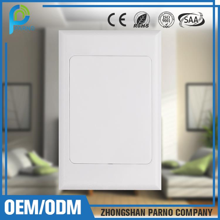Australian standard electrical switches white frame electrical socket components socket waterproof wall switch and socket