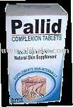Pallid - Skin Lightening Tablets