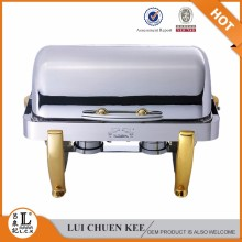 Economy restaurant equipment chafing dish oval