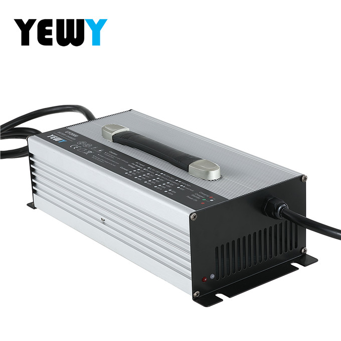 24v 7 stages 60 amps li ion battery charger