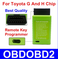 High Quality Toyota G Chip and Toyota H Chip Vehicle OBD Remote Key Programming Device with good feedback