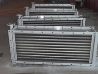 stainless steel fin tube heat exchanger