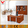 Knock down modern design office furniture desk/office computer table