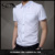 latest formal pictures office slim dress shirt short sleeve business shirts for men