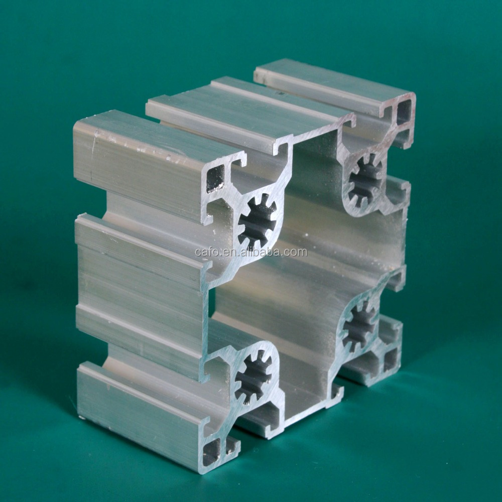 China Triangle Aluminum Profiles , Extruded Aluminum Profiles Prices