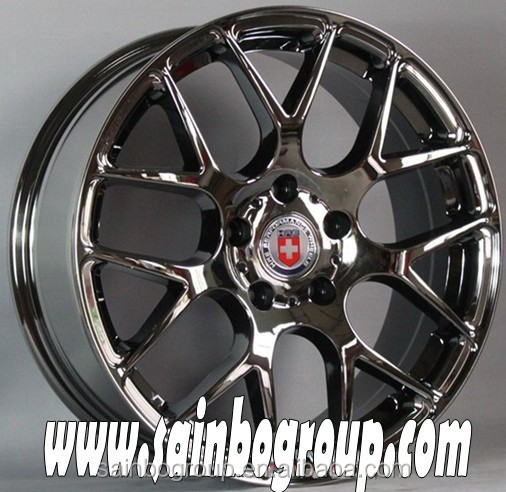 INTERNATIONAL STANDARD WHEELS F60593 CAR ALLOY WHEL RIMS