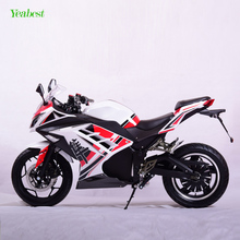 YEA BEST Latest fashional cool racing electric sport motorcycle with 3000w 70v 20ah