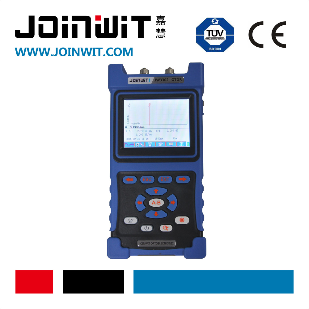 JW3302B otdr cable tester equal to otdr exfo