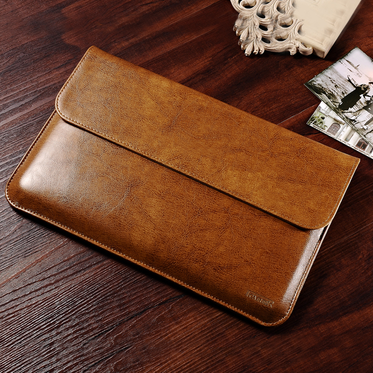 "Genuine Leather Case For 13"" Macbook Air"