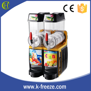 CE slush machine 12L with 15 years production experience