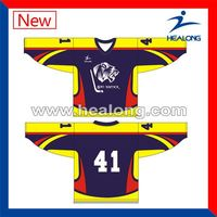 Healong Non Brand Oversized Sublimation Hockey Uniforms