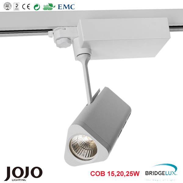 15W focusing track light for museum