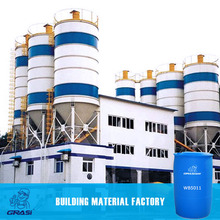 WB5011 cement mortar concrete building anti fouling and anti- fingerprint water-proofing additive