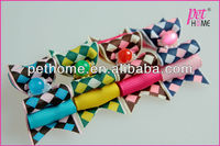 dog grooming bows wholesale bow tie pet product