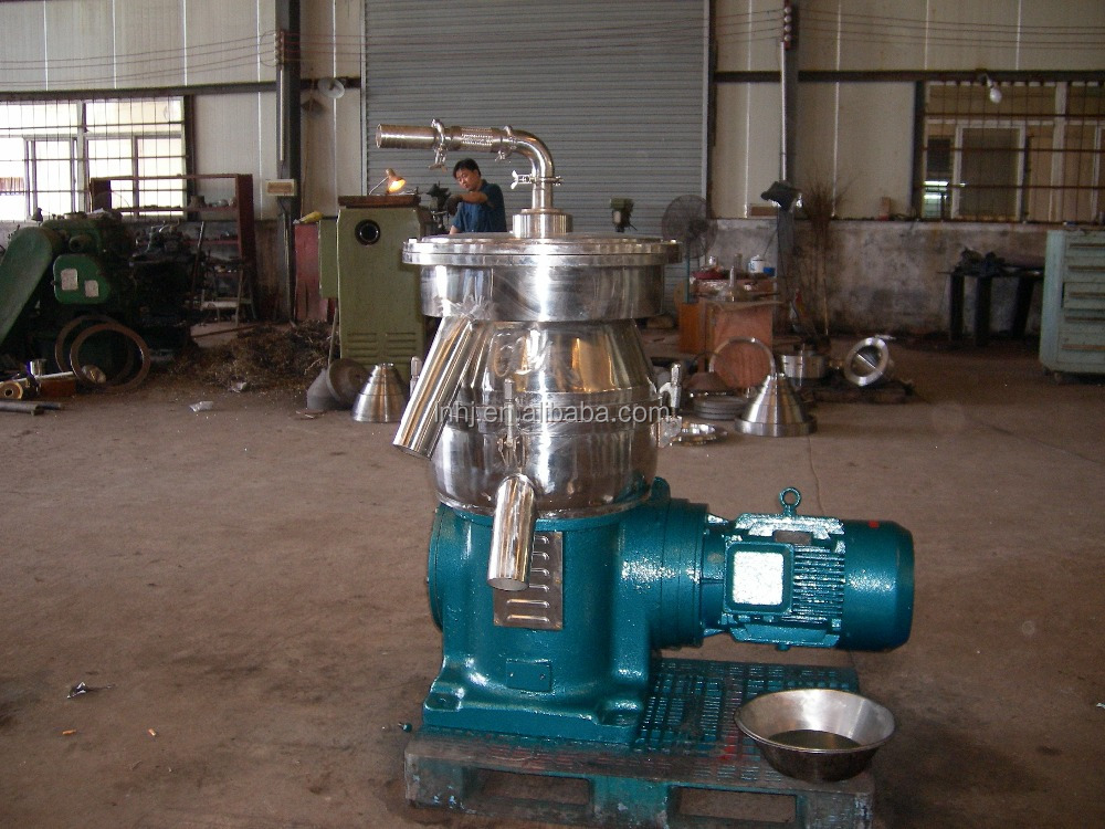 high quality latex centrifuge separator machine
