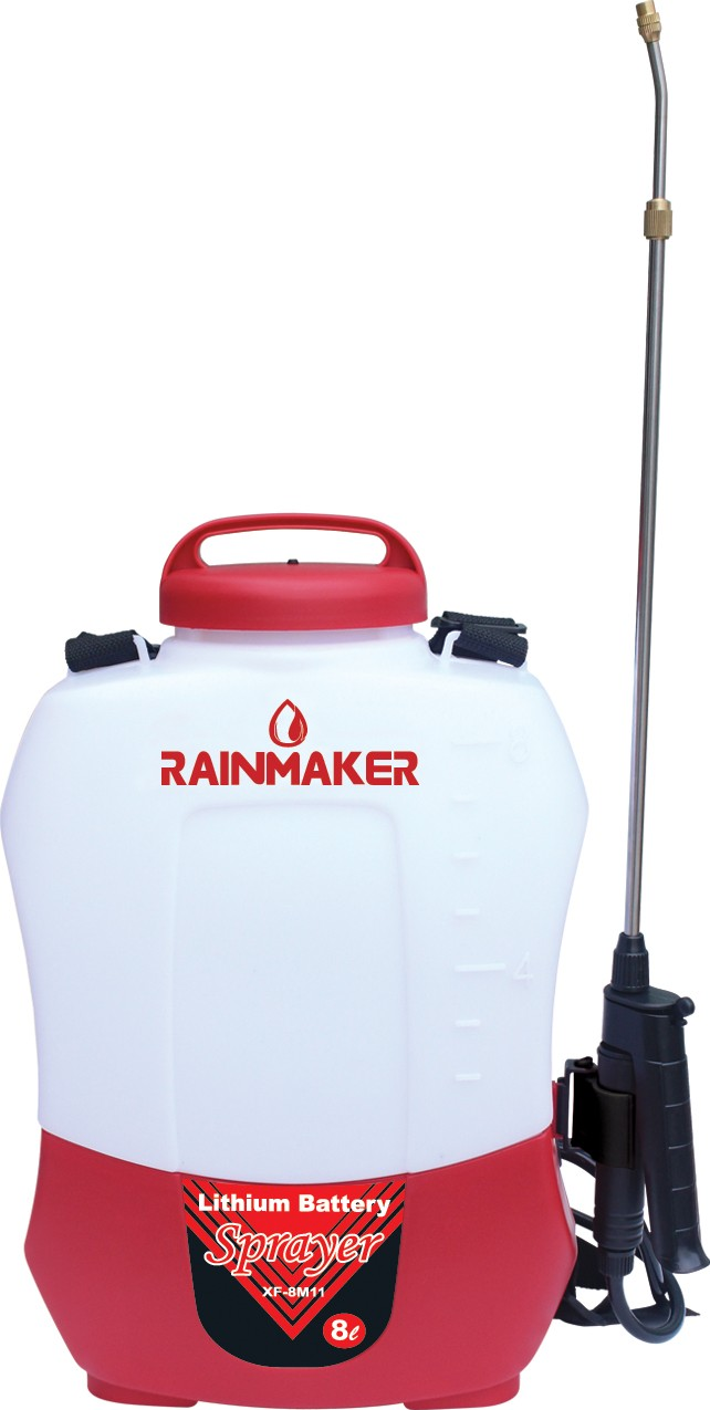 8L electric sprayer, battery sprayer,lithium battery sprayer easy take battery sprayer