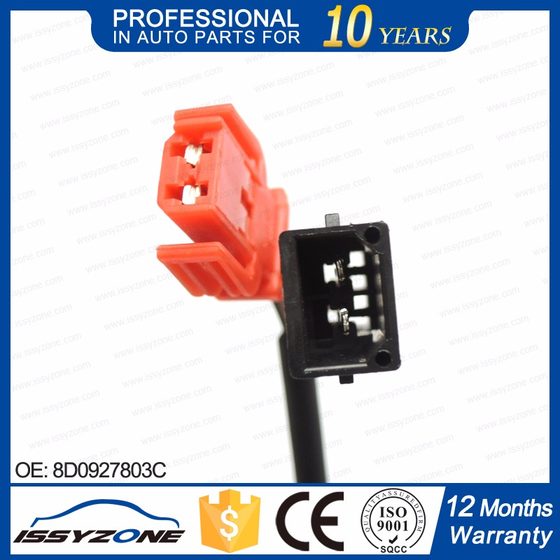 Manufacture Auto Parts Abs Sensor For Vw 8D0927803C 8D0927803D 8D0927803B IABSVW004