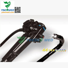 Electronic camera portable video endoscope