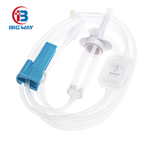 Factory High Quality Disposable IV Infusion Set