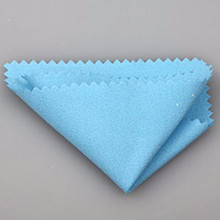 china super silver cleaning cloth which is anti oxidation