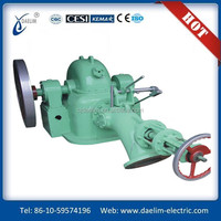 Vertical Small Hydro Power water turbina / 100kw Francuis turbine/Hydropower plant