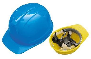 Industrial work safety helmet
