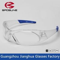 New design clear lab safety glasses with good price PC safety glasses nice ce en166f safety glasses goggles