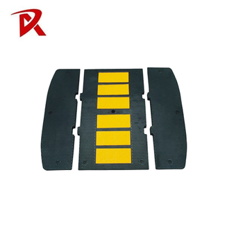 CE road safety traffic rubber cable protector
