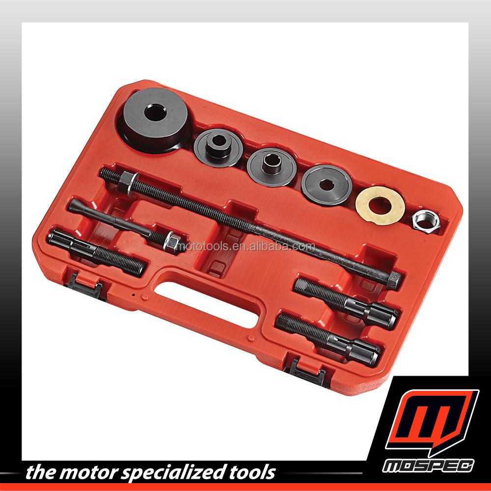 Motorcycle Wheel Bearing Puller : Motorcycle repair adjustment wheel bearing removal