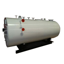 1400kw horizontal thermax boiler for steam distillation
