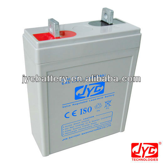 High quality vrla battery 2V 100AH for UPS EPS power or wind system