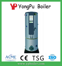 Hot Sales Industrial Vertical 1Ton Water Tube Natural Gas / Oil Steam Boiler