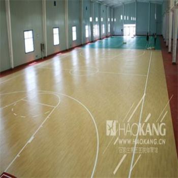 Indoor Basketball Court Used Maple Sports Flooring