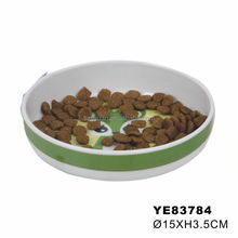 ABS ceramic pet bowl