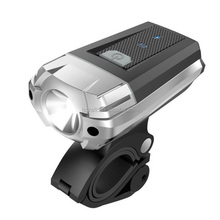 Amazon hot sell 3W Headlight Cycling Light 4 Mode Front Light LED Flashing Safety Lamp 300LM USB rechargeable bike light
