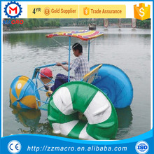 3 fiberglass wheels water tricycle for sale for adults and children