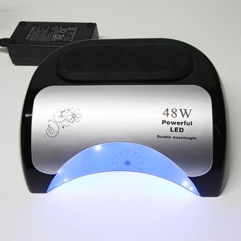 48W CCFL LED Gel Nail Lamp