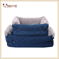 Big Size Large Dog Bed Kennel Mat Soft Fleece Pet Dog Puppy Cat Warm Bed House Plush dog bed luxury