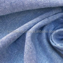 2017 New Latest cotton duck chambray fabric