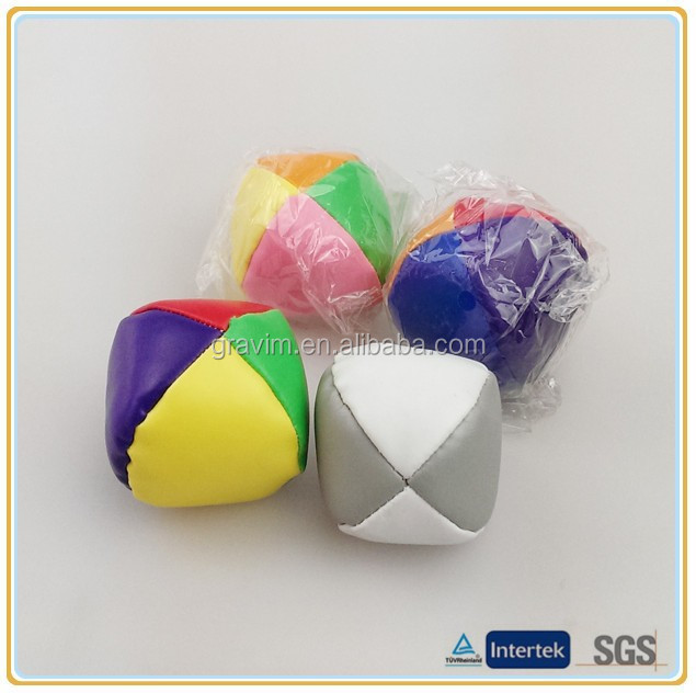 footbag/Hacky sack/Juggling Ball for promotional gift
