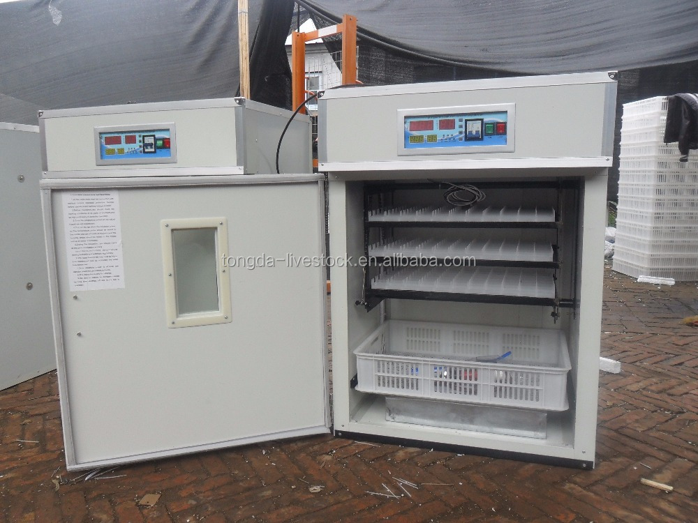 Small egg Incubator Automatic New Style( 264 Eggs)